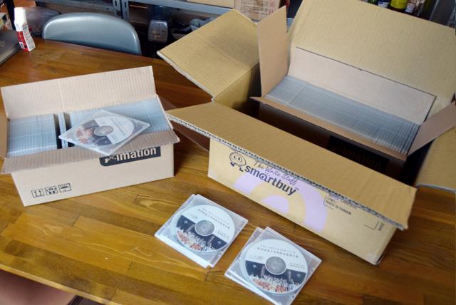 CD-R制作